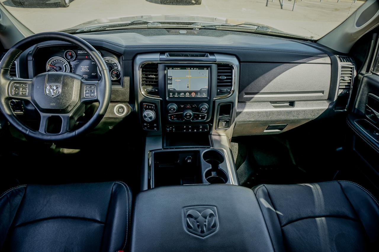 2014 Ram 1500 4WD Crew Cab 140.5 Sport