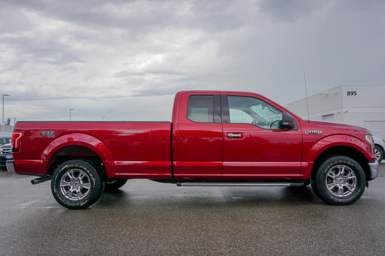 2016 Ford F-150 SINGLE STAINLESS STEEL EXHAUST
