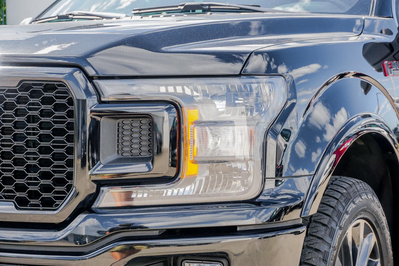 2018 Ford F-150 AUTO LOCKING HUBS