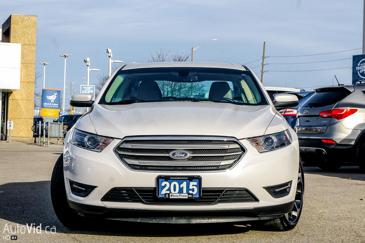2015 Ford Taurus 4dr Sdn SEL FWD