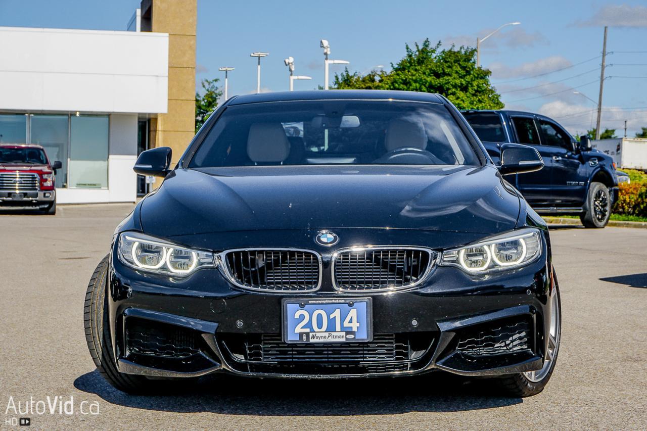 2014 BMW 4 Series 2dr Cpe 435i RWD