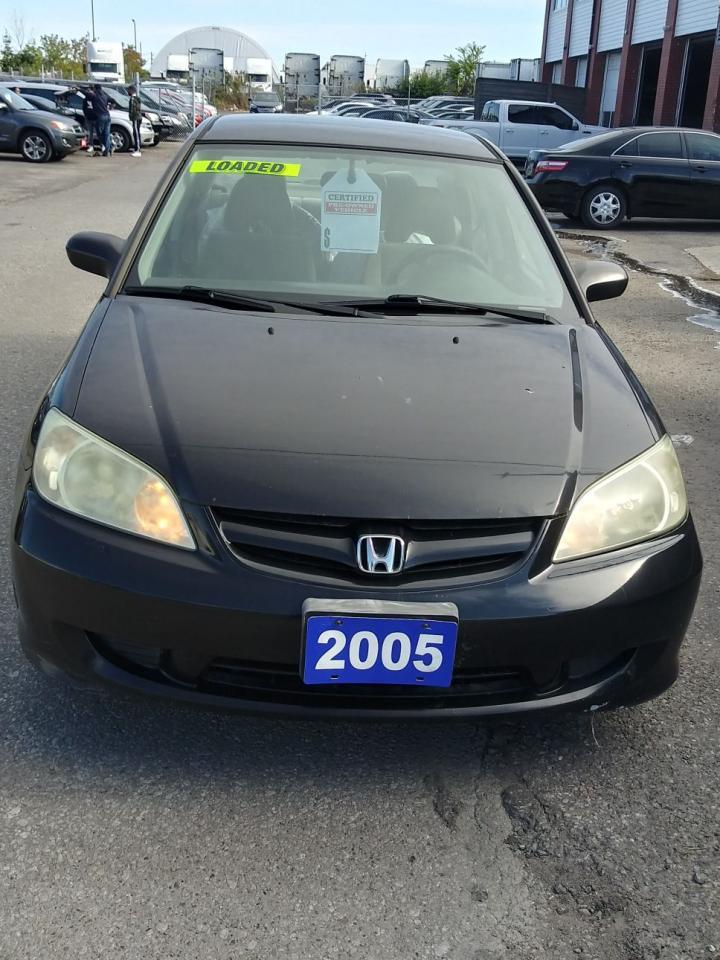 2005 Honda Civic SE