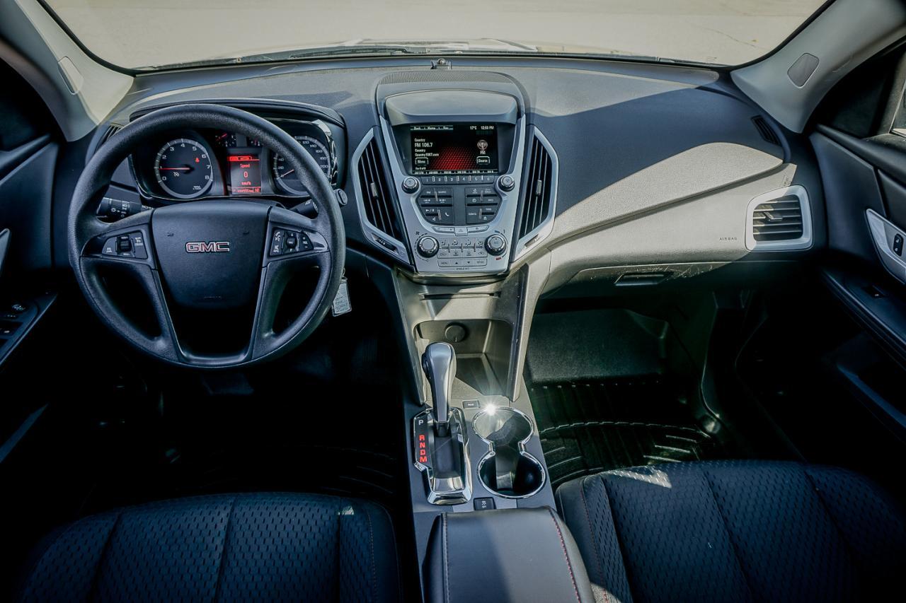 2013 GMC Terrain FWD 4dr SLE-1