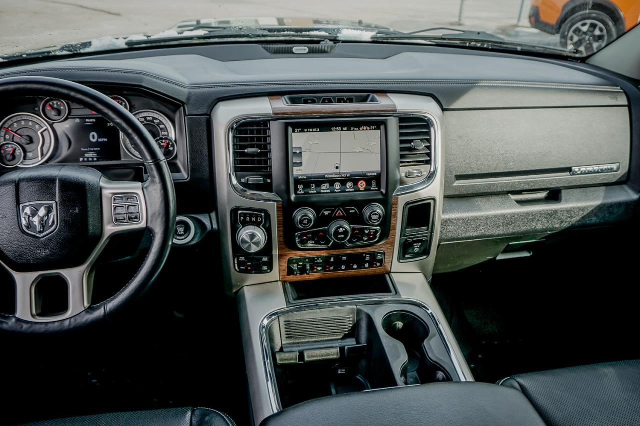 2016 Ram 1500 4WD Crew Cab 140.5 Laramie