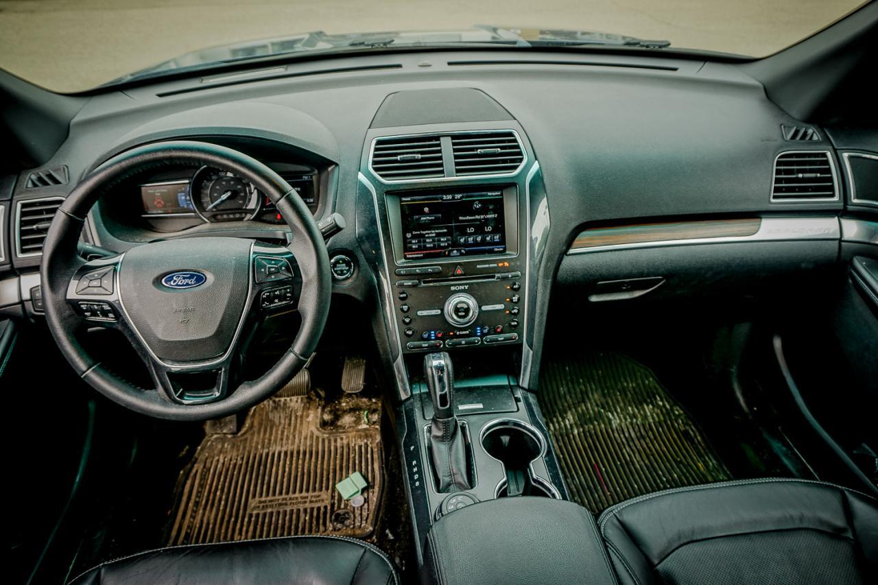 2016 Ford Explorer 4WD 4dr Limited