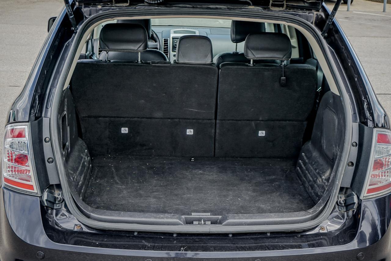 2007 Ford Edge AWD 4dr SEL