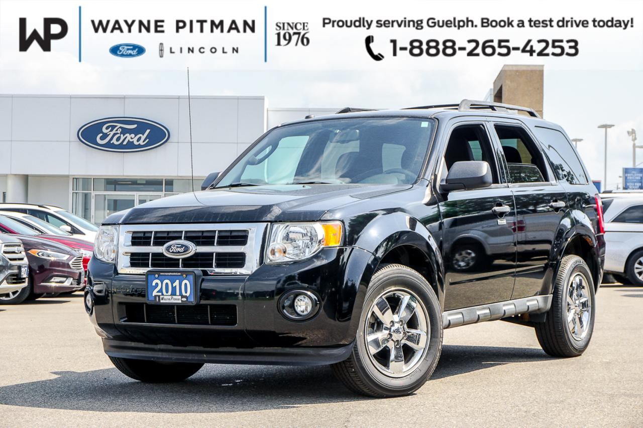 2010 Ford Escape FWD 4dr V6 Auto XLT