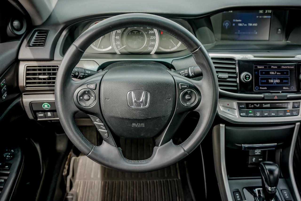 2014 Honda Accord Sedan 4dr I4 CVT EX-L