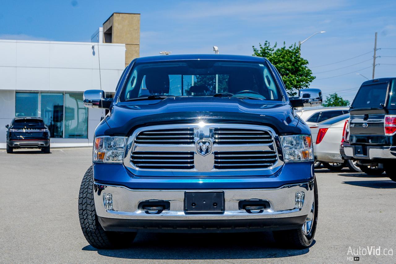 2016 Ram 1500 4WD Quad Cab 140.5 Big Horn