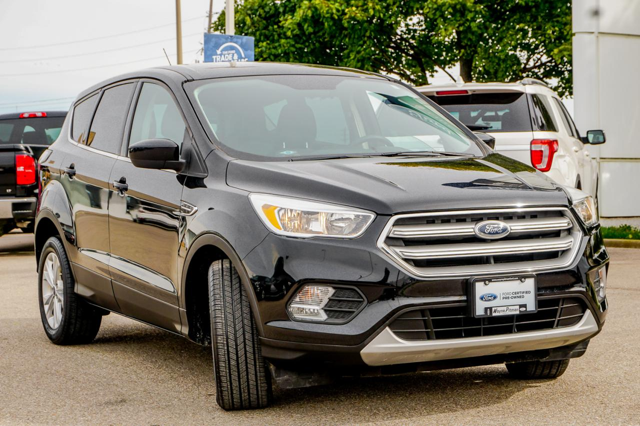 2017 Ford Escape FWD 4dr SE