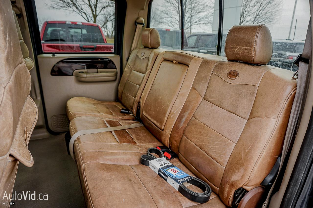 2006 Ford Super Duty F-250 KING RANCH