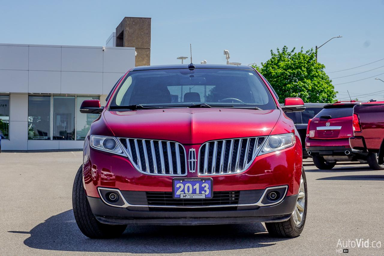 2013 Lincoln MKX AWD 4dr