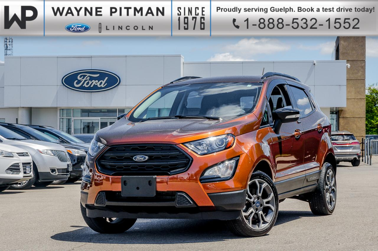 2019 Ford EcoSport SES 4WD
