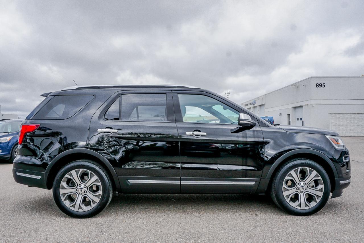2018 Ford Explorer Platinum 4WD