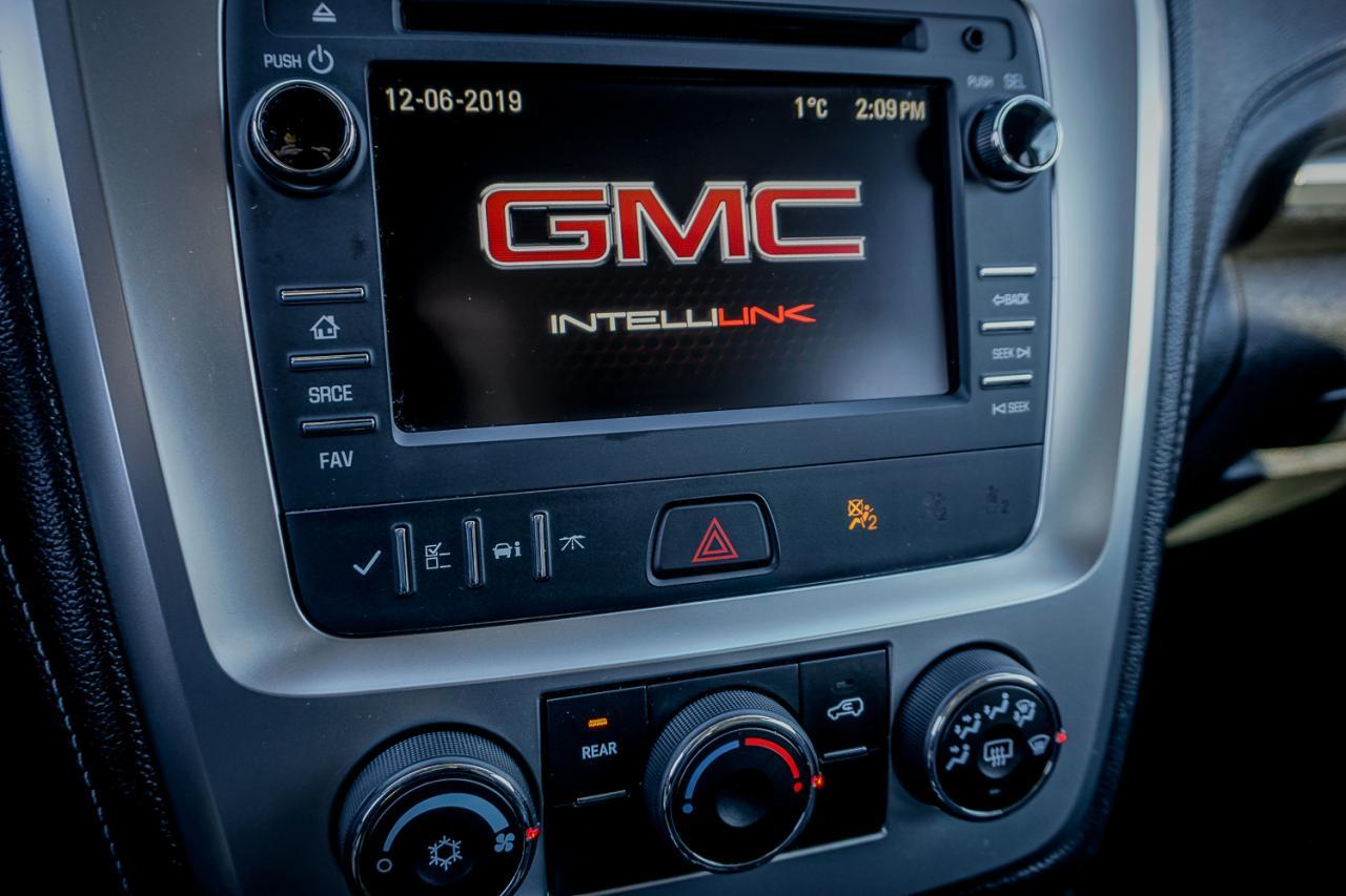 2016 GMC Acadia FWD 4dr SLE w/SLE-2