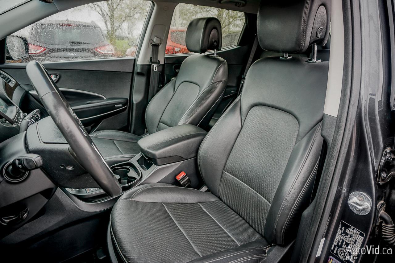 2017 Hyundai Santa Fe Sport AWD 4dr 2.0T Limited