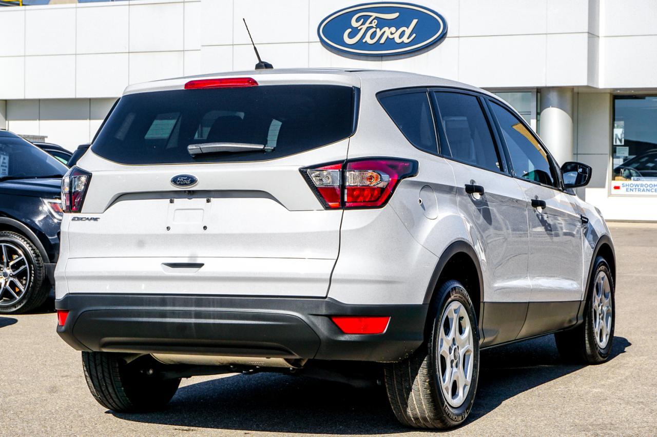 2017 Ford Escape FWD 4dr S