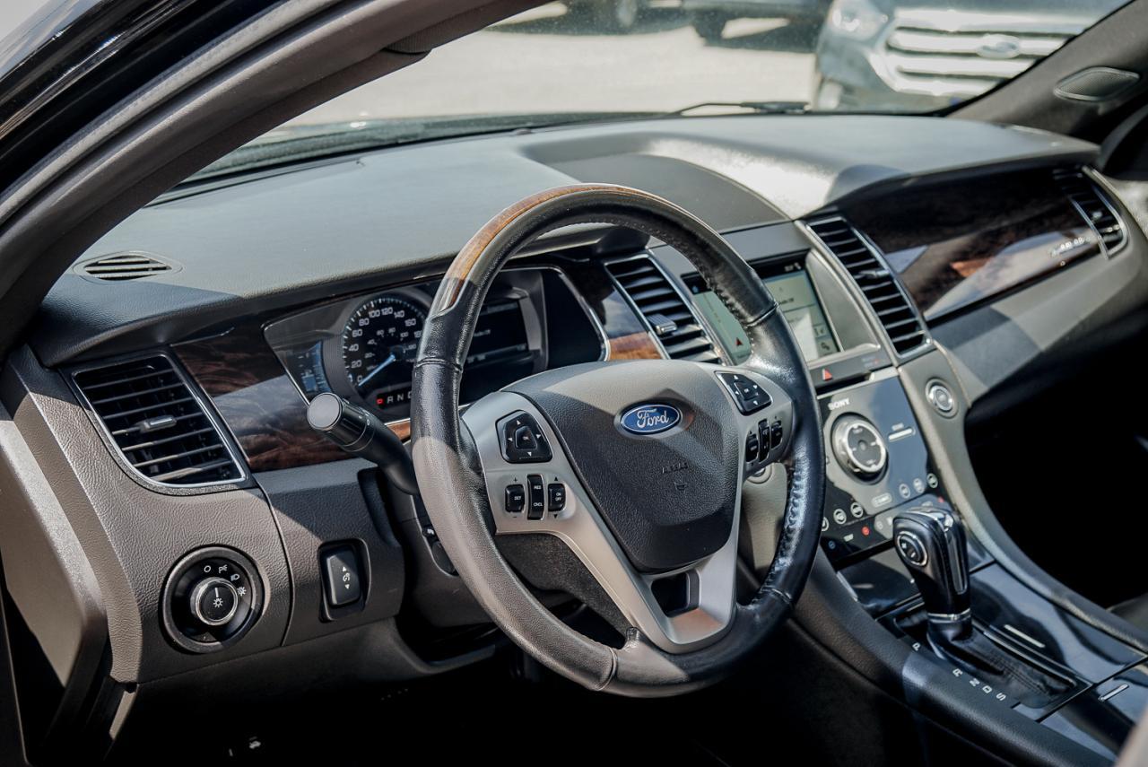 2018 Ford Taurus Limited AWD