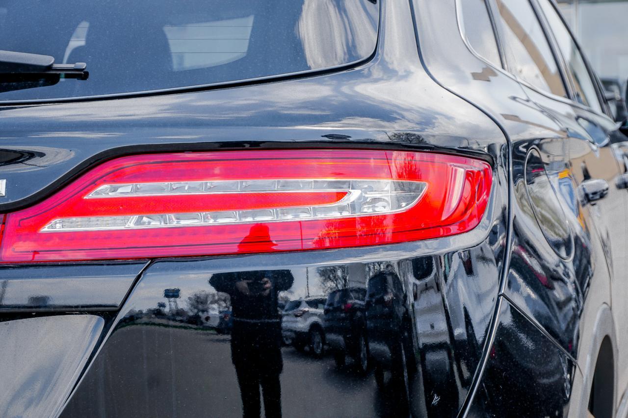 2018 Lincoln MKC AWD Select