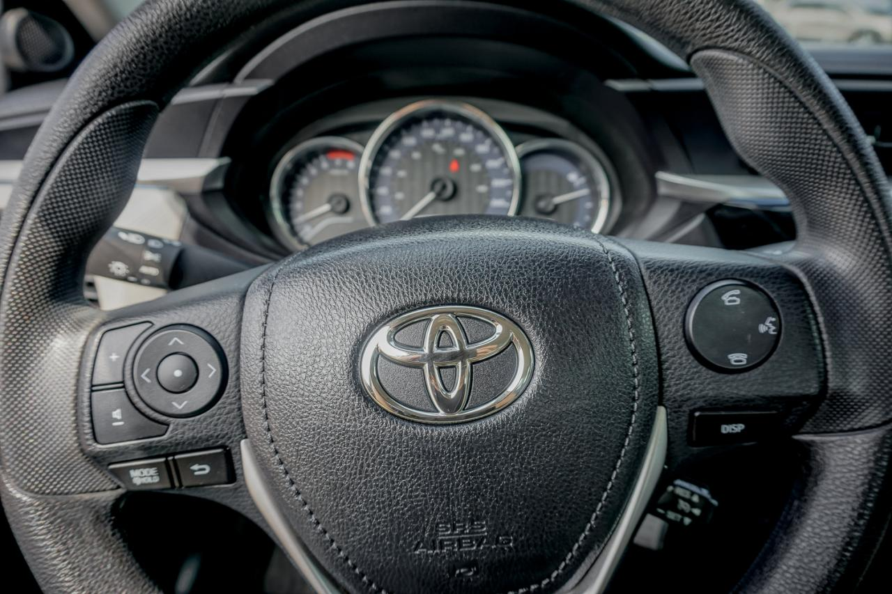 2015 Toyota Corolla STRUT FRONT SUSPENSION W/COIL SPRINGS