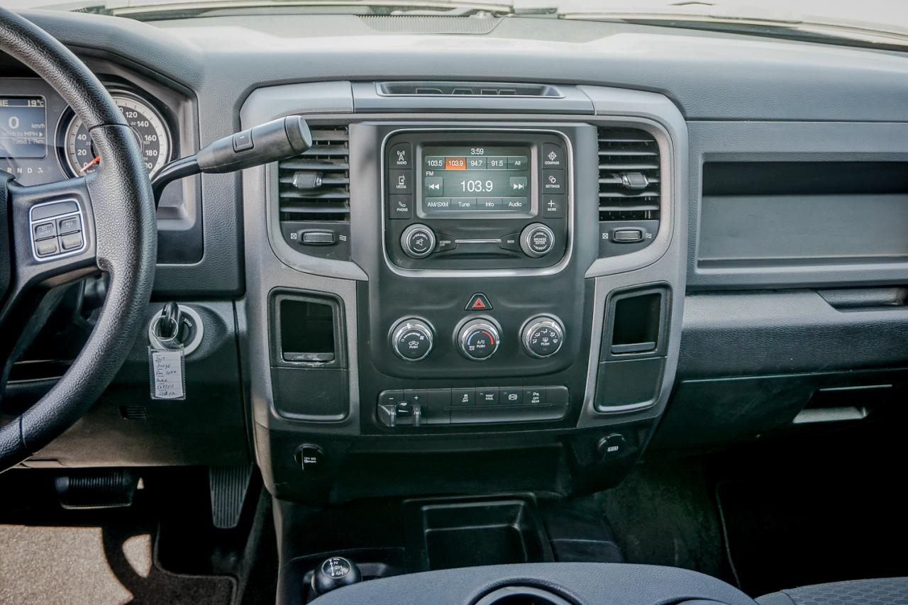 2017 Ram 2500 4WD Crew Cab 149 ST