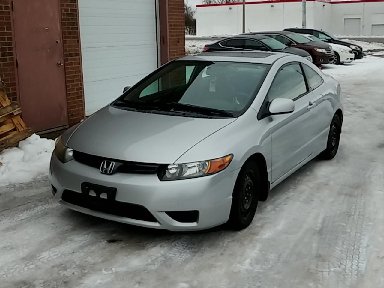 2008 Honda Civic Coupe EX-L
