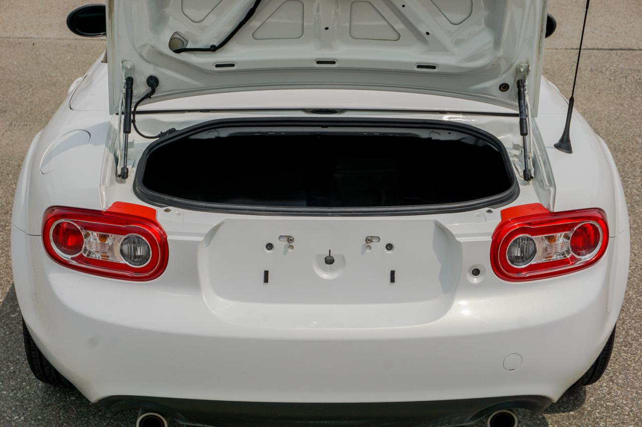 2013 Mazda MX-5 PWR VENTILATED FRONT/SOLID REAR DISC BRA