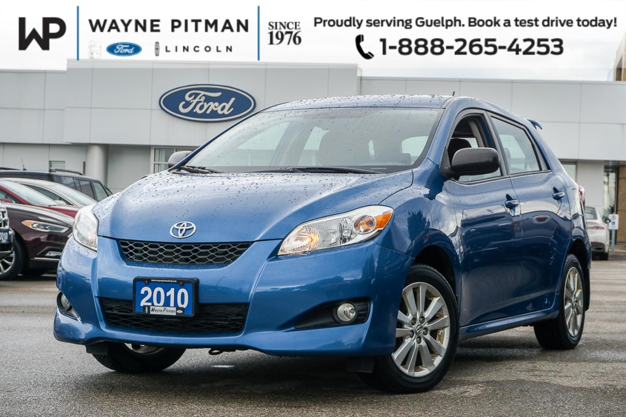 2010 Toyota Matrix STAINLESS STEEL EXHAUST SYSTEM