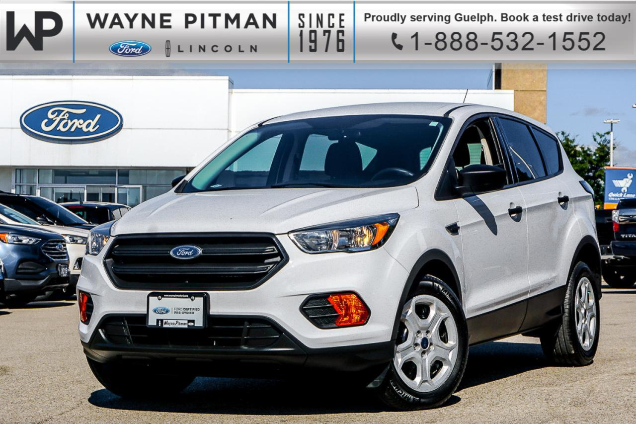 2017 Ford Escape FWD 4dr S