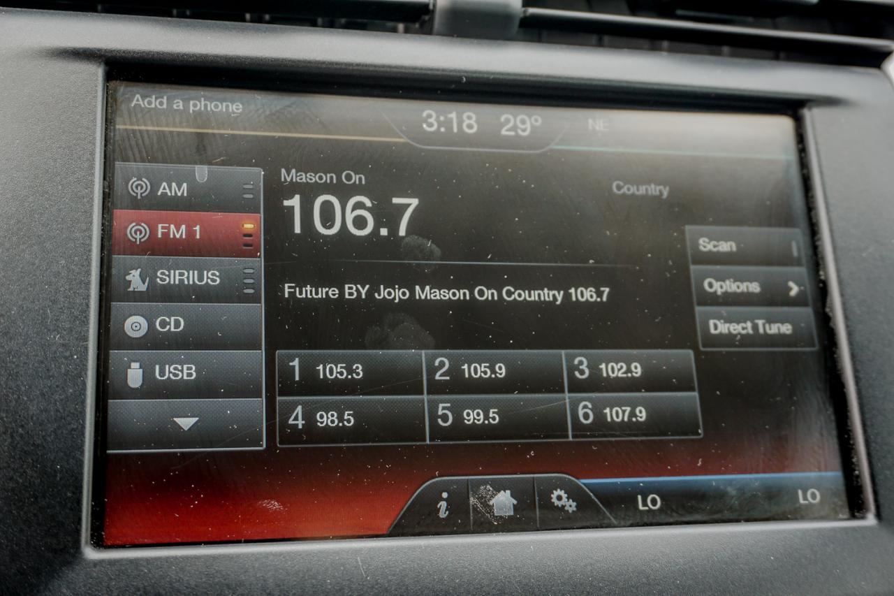 2015 Ford Fusion 4dr Sdn SE FWD