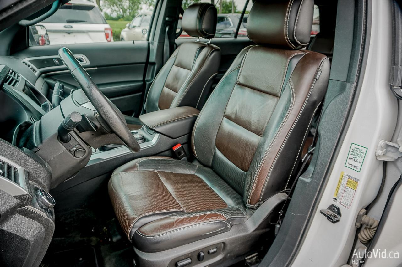 2014 Ford Explorer 4WD 4dr Sport