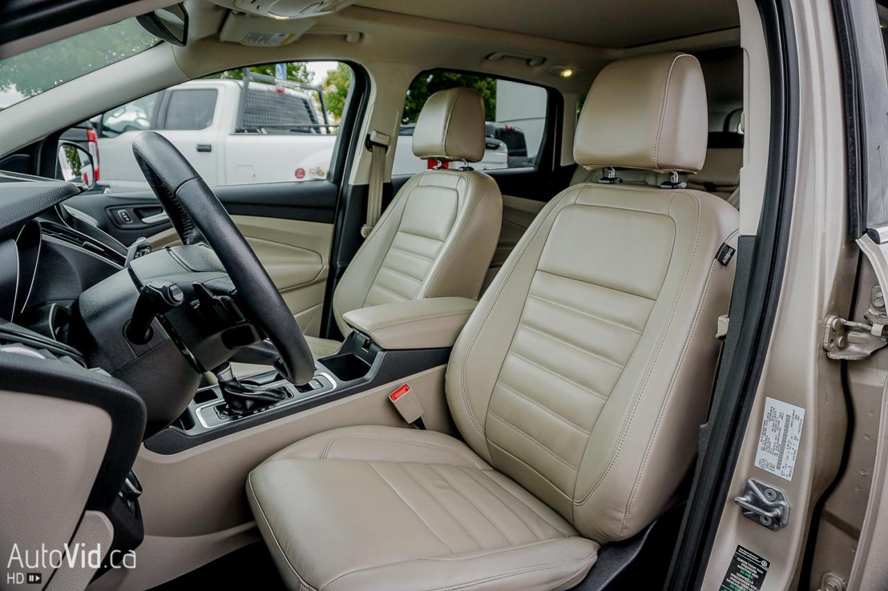 2017 Ford Escape 4WD 4dr Titanium