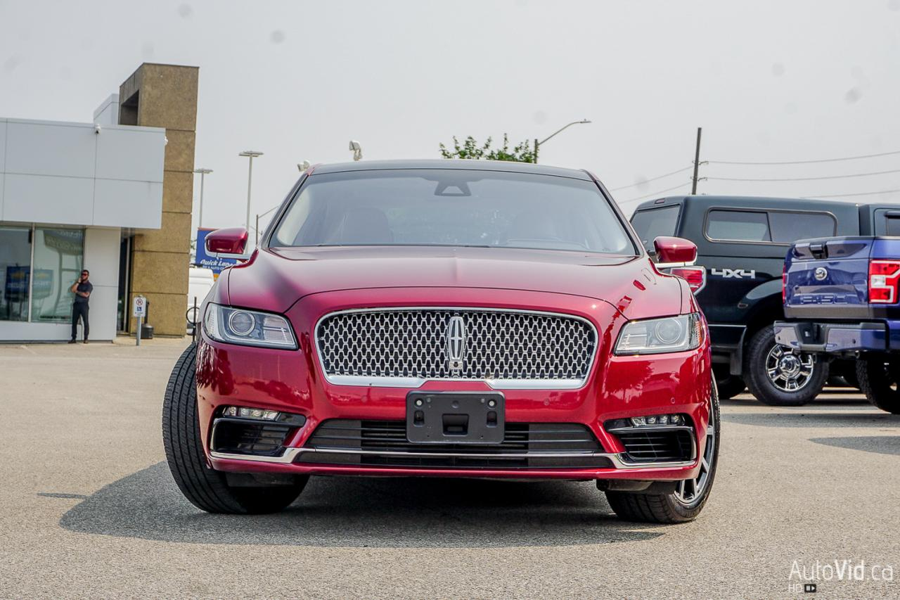 2017 Lincoln Continental 4dr Sdn Reserve