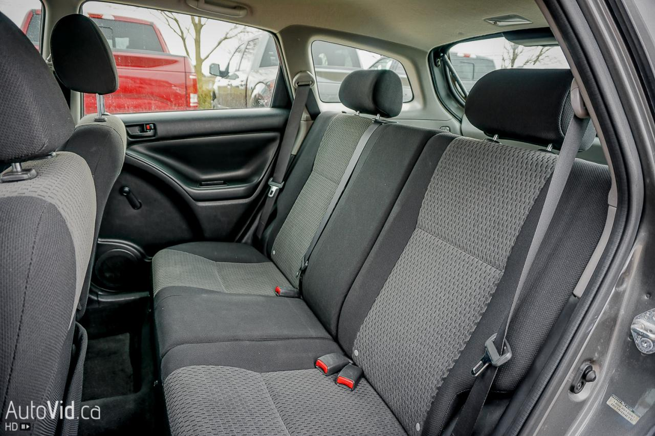 2007 Toyota Matrix BASE