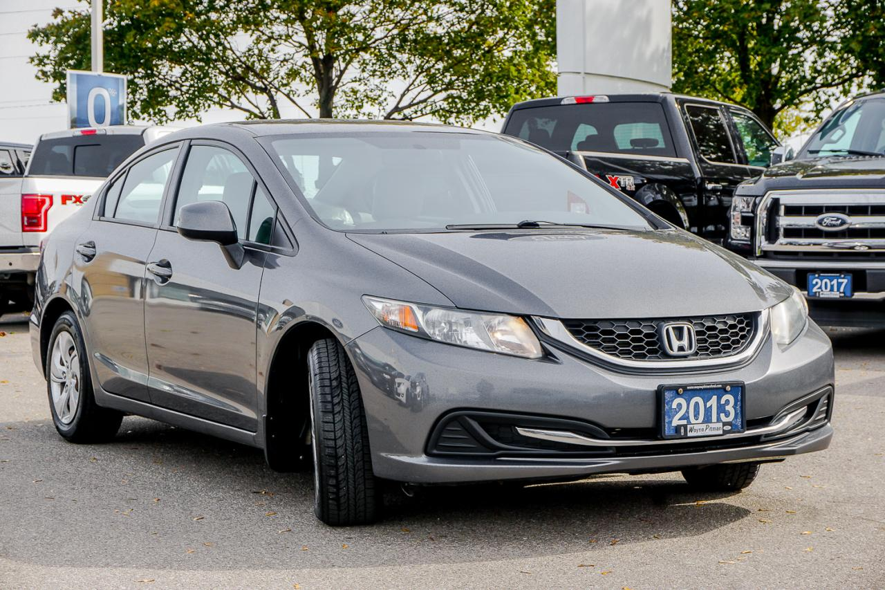 2013 Honda Civic Sdn 4dr Man LX